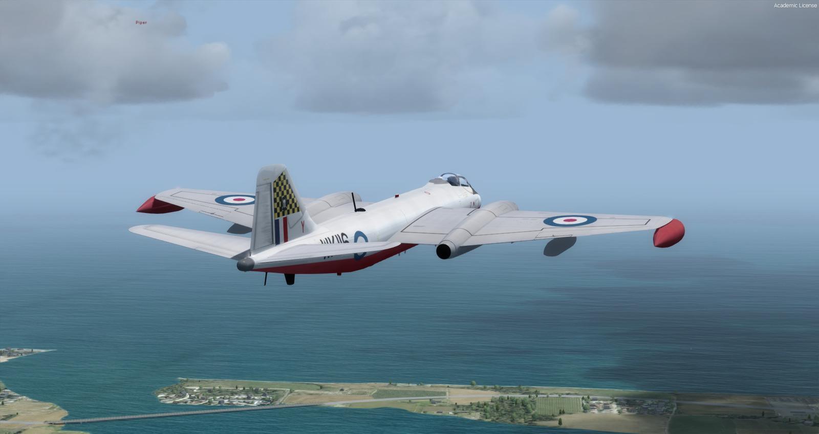 DOWNLOAD English Electric Canberra B-57B FSX & P3D - Rikoooo