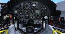 English Electric Canberra B 57B FSX P3D  16