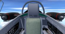 English Electric Canberra B 57B FSX P3D  17