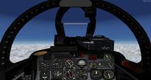 एफ 100C सुपर सबर सीडब्ल्यूडीटी FSX P3D  2