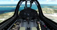F 8 Crusader Vought FSX P3D 9