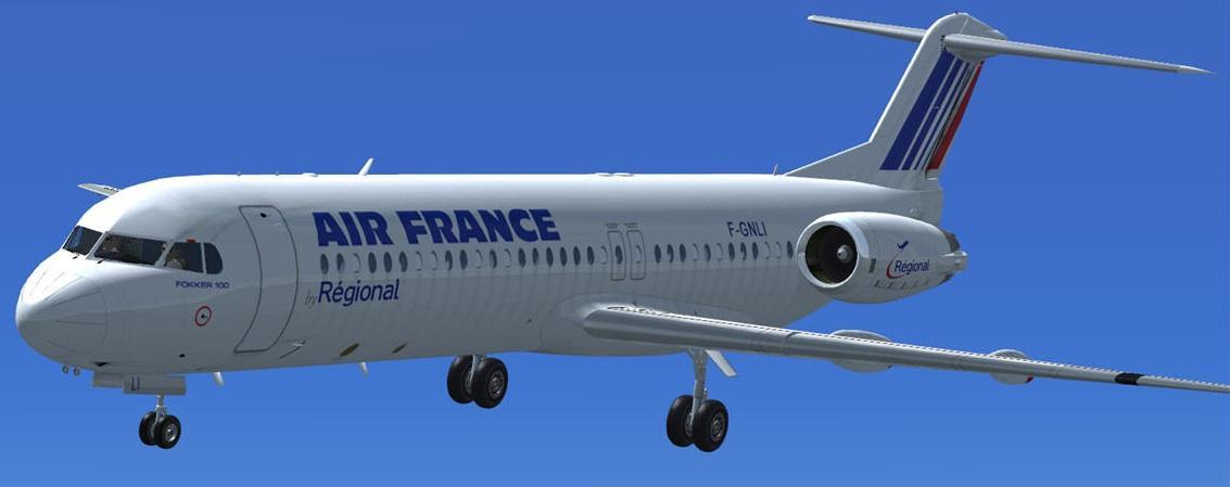 TÉLÉCHARGER La flotte Air France v2.1 FSX & P3D - Rikoooo