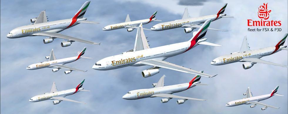 Emirates Fleet kuva
