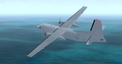 Сім'я Fokker 27 FSX P3D  10