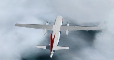 Сім'я Fokker 27 FSX P3D  13