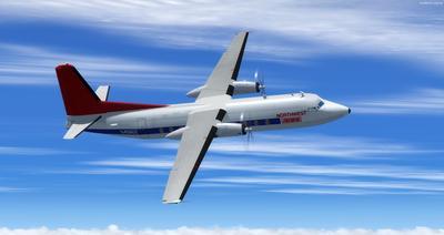 Сім'я Fokker 27 FSX P3D  14