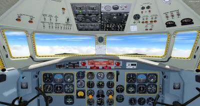 Сім'я Fokker 27 FSX P3D  16