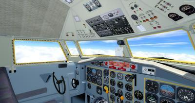 Сім'я Fokker 27 FSX P3D  17