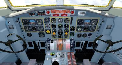 Сім'я Fokker 27 FSX P3D  18