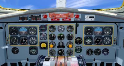 Сім'я Fokker 27 FSX P3D  20