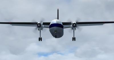Сім'я Fokker 27 FSX P3D  5