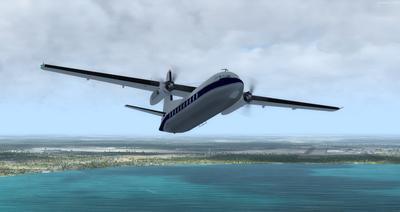 Сім'я Fokker 27 FSX P3D  6
