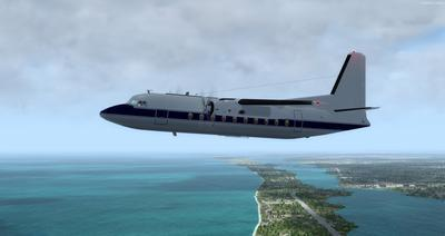 Сім'я Fokker 27 FSX P3D  7
