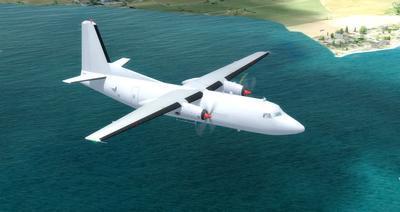 Сім'я Fokker 27 FSX P3D  9