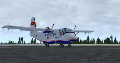GAF Nomad 22B FSX P3D  10