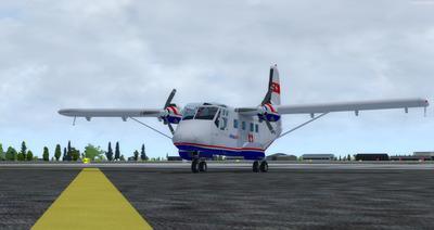 GAF Nomad 22B FSX P3D  11