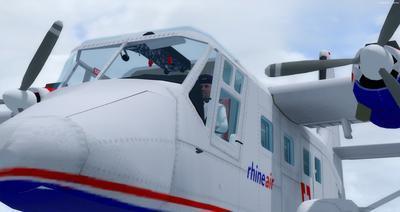 GAF Nomad 22B FSX P3D  12