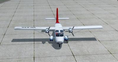 GAF Nomad 22B FSX P3D  13