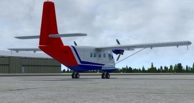 GAF Nomad 22B FSX P3D  14
