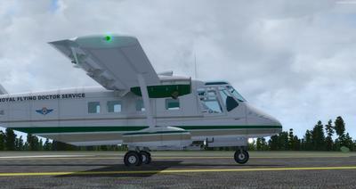 GAF Nomad 22B FSX P3D  2