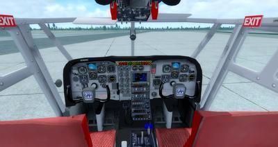 GAF Nomad 22B FSX P3D  20