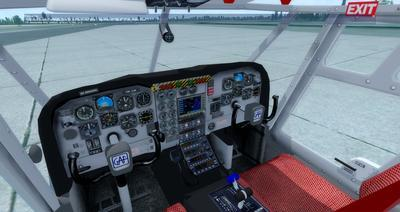 GAF Nomad 22B FSX P3D  22