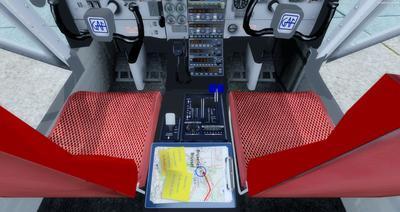 GAF Nomad 22B FSX P3D  27