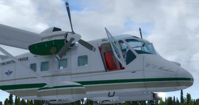 GAF Nomad 22B FSX P3D  4