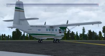 GAF Nomad 22B FSX P3D  8