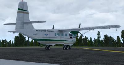 GAF Nomad 22B FSX P3D  9