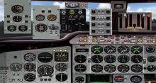 Hawker Siddeley HS.748 FSX P3D  7