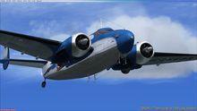 Lockheed Lodestar L 18 C 57 C 60A FSX P3D  27