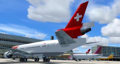 """McDonnell Douglas MD 11 Multi Livery"" FSX P3D  1"