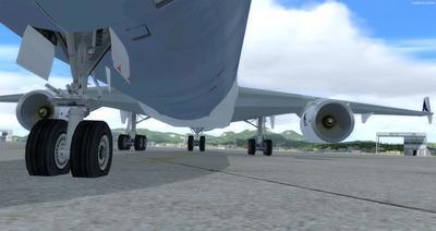 """McDonnell Douglas MD 11 Multi Livery"" FSX P3D  10"