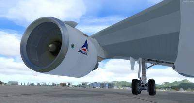 """McDonnell Douglas MD 11 Multi Livery"" FSX P3D  11"