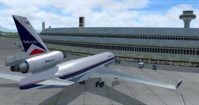 """McDonnell Douglas MD 11 Multi Livery"" FSX P3D  13"