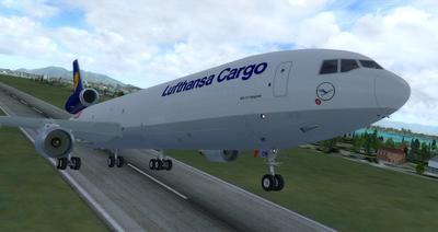 """McDonnell Douglas MD 11 Multi Livery"" FSX P3D  14"