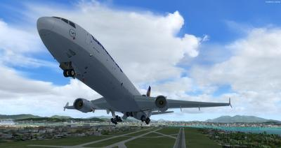 """McDonnell Douglas MD 11 Multi Livery"" FSX P3D  15"