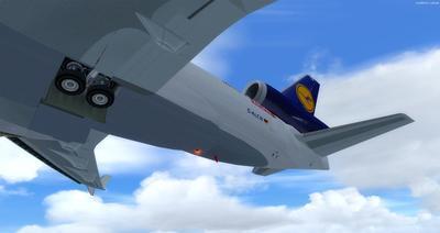 """McDonnell Douglas MD 11 Multi Livery"" FSX P3D  16"