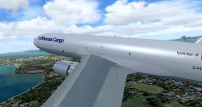 """McDonnell Douglas MD 11 Multi Livery"" FSX P3D  17"