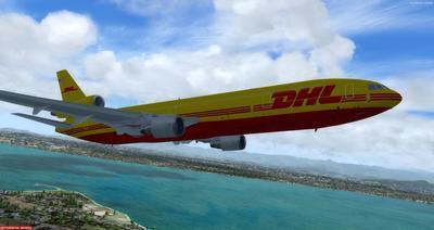 """McDonnell Douglas MD 11 Multi Livery"" FSX P3D  18"