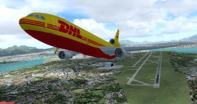 """McDonnell Douglas MD 11 Multi Livery"" FSX P3D  19"