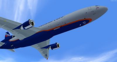 """McDonnell Douglas MD 11 Multi Livery"" FSX P3D  22"