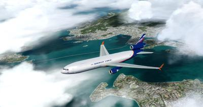 """McDonnell Douglas MD 11 Multi Livery"" FSX P3D  24"