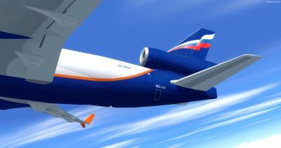 """McDonnell Douglas MD 11 Multi Livery"" FSX P3D  26"