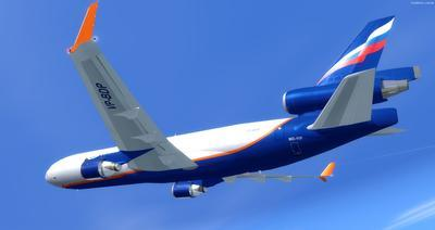 """McDonnell Douglas MD 11 Multi Livery"" FSX P3D  27"