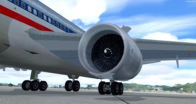 """McDonnell Douglas MD 11 Multi Livery"" FSX P3D  3"