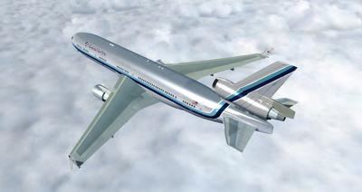 """McDonnell Douglas MD 11 Multi Livery"" FSX P3D  30"