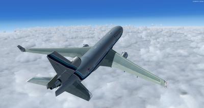 """McDonnell Douglas MD 11 Multi Livery"" FSX P3D  31"