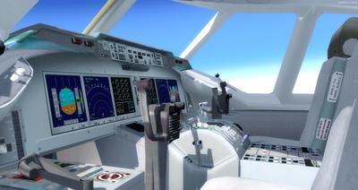 """McDonnell Douglas MD 11 Multi Livery"" FSX P3D  35"
